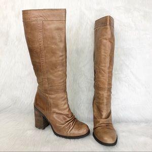 Jessica Simpson Tustiny Distressed Tall Boots